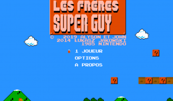 Les Freres Super Guy