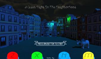 A Quiet Night In The Neighborhood